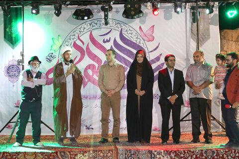 جشن میلاد امام هادی (ع) در غرب شهرکرد برگزار شد