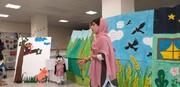 جشن قصه گویی در مرکز شماره ۲ اسفراین