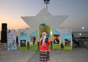 نمایش فعالیتهای خلاقانه کانون گیلان در جشنواره جابربنحیان