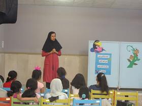 جشن قصهگویی در مرکز فرهنگی هنری کانون شماره ۲ بندرعباس