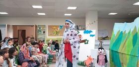 گزارش تصویری مراسم جشن قصه گویی مرکز شماره 2 اسفراین