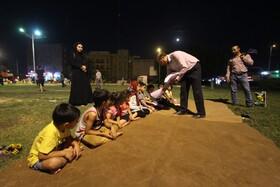 طرح پویش «فصل گرم کتاب» کانون پرورش فکری خوزستان در اهواز