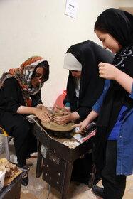 مهرواره هنرهای تجسمی کانون تهران/ عکس از یونس بنامولایی