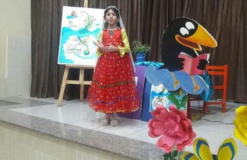 جشن  قصهگویی نوجوانان دزفولی در کانون پرورش فکری