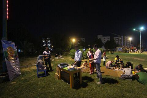 استقبال اهوازیها از طرح پویش «فصل گرم کتاب» کانون پرورش فکری