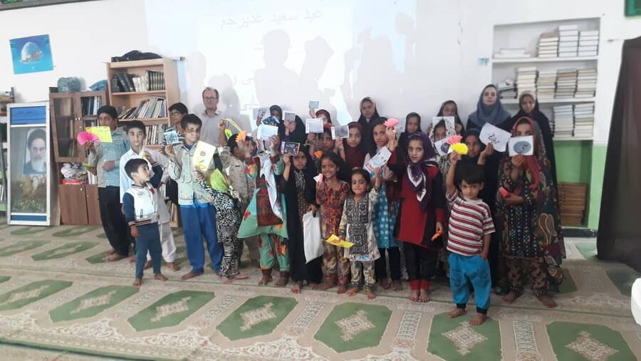 برگزاری جشنهای «قربان تا غدیر» در مراکز فرهنگیهنری سیستان و بلوچستان