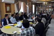 گردهمایی مربیان کتابخانههای سیار و پستی کانون استان اردبیل