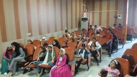 برگزاری جشن قصه در مرکز فرهنگی هنری دهدشت