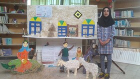 برگزاری جشن قصه در مرکز فرهنگی هنری کبکیان