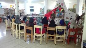 برگزاری جشن قصه در مرکز فرهنگی هنری باشت