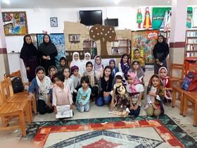 برگزاری جشن قصه در مرکز فرهنگی شماره 2 یاسوج