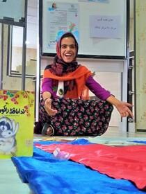 برگزاری جشن قصه در مرکز فرهنگی هنری لیکک