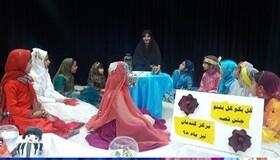 گزارش مصور جشن قصه گویی استان چهارمحال و بختیاری
