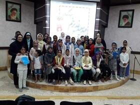جشن عید غدیر در مراکز کانون گلستان برگزار شد