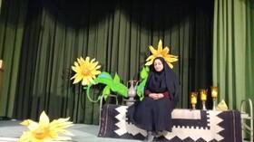چهارمحال و بختیاری قصه گویی تابستان 98