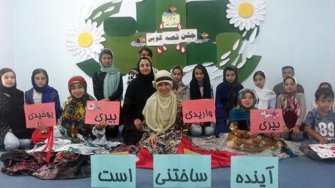 جشن قصهگویی در مراکز فرهنگی هنری کانون استان اردبیل(۱)