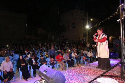 غرب شهرکرد چهارمحال تابستان 98