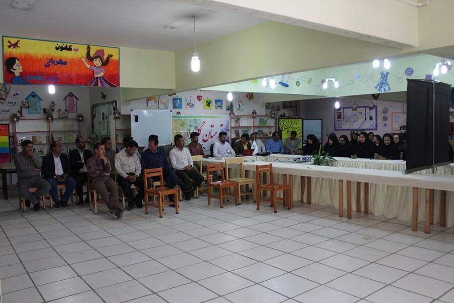 برگزاری دوره آموزشی مدیریت سبز در کانون یاسوج