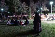 تماشاخانه سیار کانون در شهر اصفهان