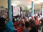 جشن قصهگویی در شهرستان مهریز، برگزار شد