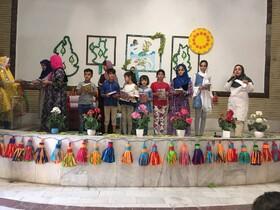 برگزاری جشن قصهگویی در شهرستان صحنه کرمانشاه