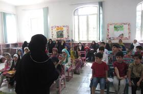 گزارش تصویری جشن قصهگویی مرکز شماره ۱ قم