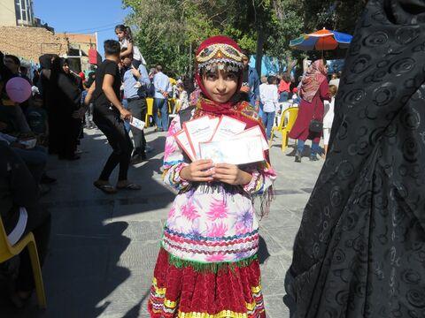 گزارش تصویری اجرای قصه گویی اعضای کانون در ویژه برنامه جشنواره تولیدات رسانه ای مراکز استان ها در اسفراین