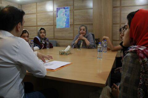 ویژهبرنامههای سومین المپیاد فیلمسازی نوجوانان در اصفهان