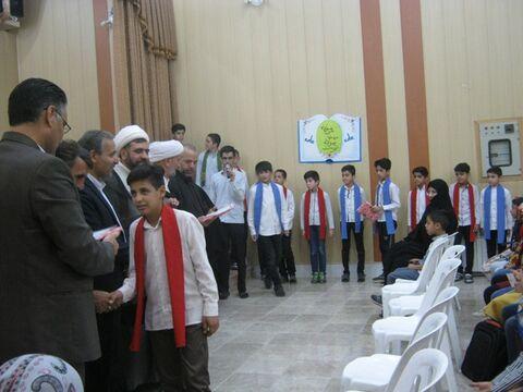 برگزاری جشن «غنچههاي غدير» در کانون بشرویه