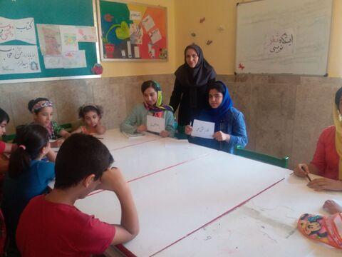 برگزاری جشن عیدسعید غدیر خم در مراکز کانون پرورش فکری استان کرمانشاه