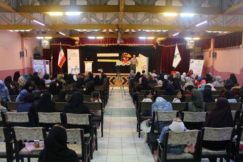 جشن قصهگویی مراکز کانون در تبریز