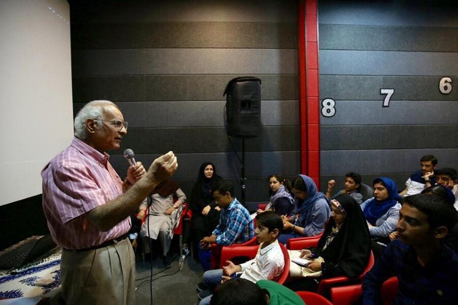 شرکت ۶۰ عضو کانون در کارگاههای آموزشی جشنواره فیلم کودک و نوجوان اصفهان