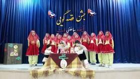 «جشن قصه گویی کتابخانه ای»مراکز کانون استان اصفهان2