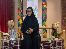 برگزاری جشن های قصه گویی در مراکز کانون استان بوشهر 2