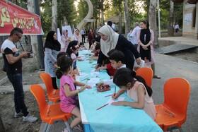 بوستان فاتح کرج، میزبان هشتمین پویش ملی فصل گرم کتاب