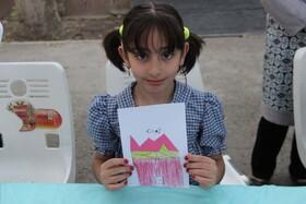 هشتمین پویش ملی فصل گرم کتاب در بوستان فاتح کرج