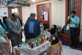 نمایشگاه کارآفرینی ویژهی کودکان و نوجوانان در یزد، برگزار شد