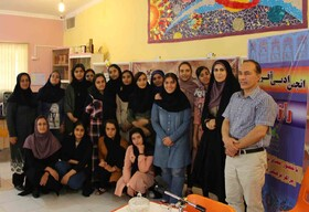ششمین جلسه ی انجمن ادبی رازاوه برگزار شد