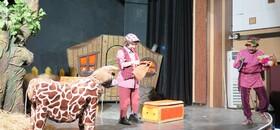 استقبال از اجرای تابستانی نمایش «جک و لوبیای سحرآمیز»در کانون استان قزوین
