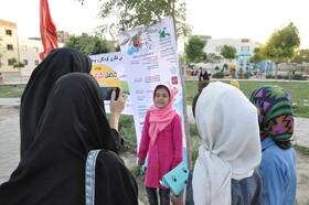 هفتمین پویش فصل گرم کتاب و بازار داغ قصههای 90 ثانیه در کانون خراسان جنوبی