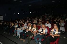 مشارکت کانون آذربایجان شرقی در برگزاری سی و دومین جشنواره بینالمللی فیلم کودک