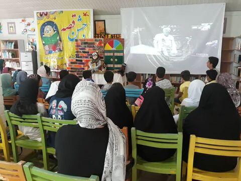 جشن قصه در مراکز فرهنگی هنری مازندران