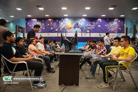 جام قهرمانان بازیهای ویدیویی ایران