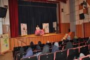 کارگاه آموزشی قصه و پرداخت مناسب آن برای قصه گویی در کرج