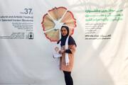 عضو مرکز شماره ۲ کانون همدان در مسابقات فرهنگی هنری آموزش و پرورش رتبه نخست را دریافت کرد