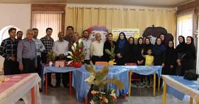 مراسم بازنشستگی همکار اداره کل کانون استان کردستان برگزار شد