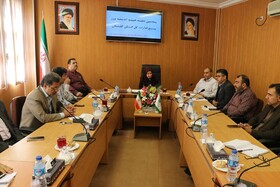 نشست فرماندهان بسیج ادارات کل استان گلستان در کانون پرورش فکری کودکان و نوجوانان
