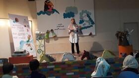 گزارش تصویری از جشن قصهگویی مراکز خراسان رضوی