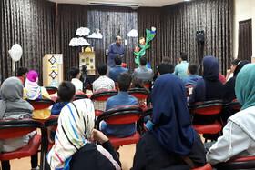 برگزاری جشن کتابخانهای قصهگویی در مراکز فرهنگیهنری  کانون پرورش فکری استان سمنان
