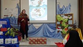 جشن کتابخانهای قصه در کانون استان سمنان
